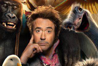 Así hace Robert Downey Jr. audiciones a animales para la nueva película de Doctor Dolittle