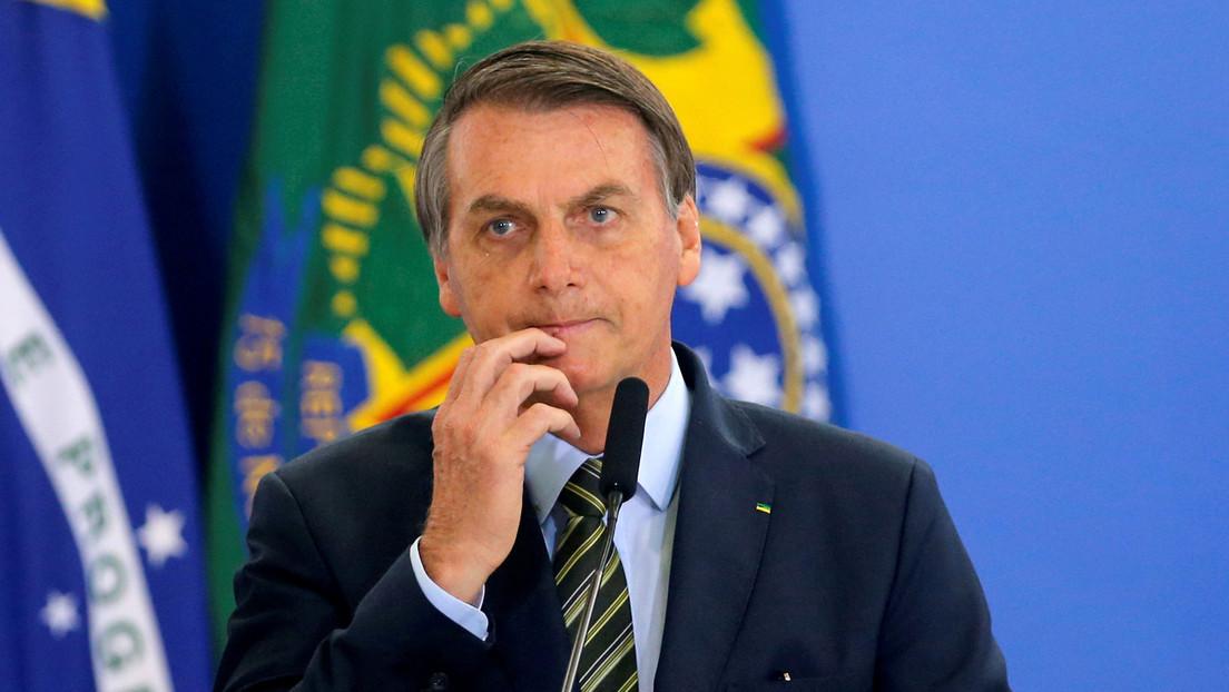 """Bolsonaro: """"Dios es brasileño y a ello le debo mi ascenso a la presidencia"""""""