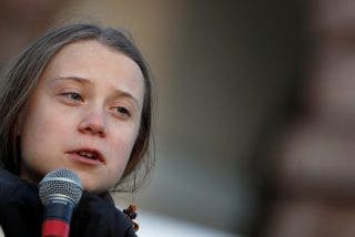 """Greta Thunberg pide perdón por su comentario de poner a los políticos """"contra la pared"""""""