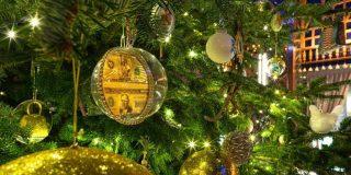 Este es el árbol de Navidad más caro del mundo, y está en un hotel de España
