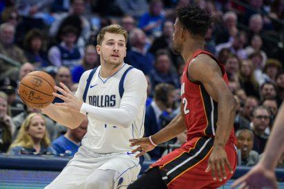 Así fue la lesión de la joven estrella de la NBA Luka Doncic de la que todos hablan
