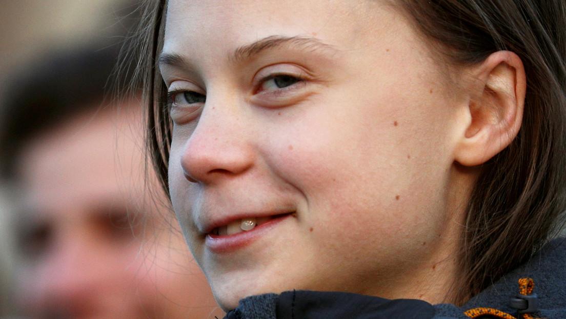 """Greta Thunberg critica su """"tren abarrotado"""" y la empresa ferroviaria afirma que viajó en primera clase"""