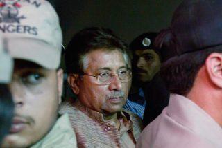 Condenan a muerte al ex presidente de Pakistán Pervez Musharraf por alta traición