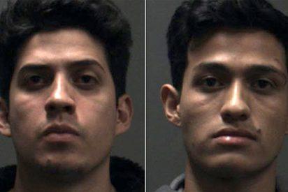 Estos dos tipos matan con bates de béisbol al recién casado por proteger a los invitados de su boda