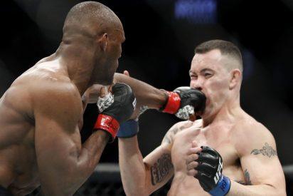 Este boxeador simpatizante de Trump se burla de su rival nigeriano antes de la pelea y este le rompe la mandíbula por 'bocazas'