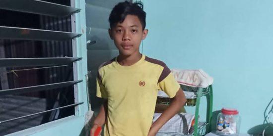 Este valiente niño de 13 años salva a más de 100personas en el incendio en una vivienda comunal