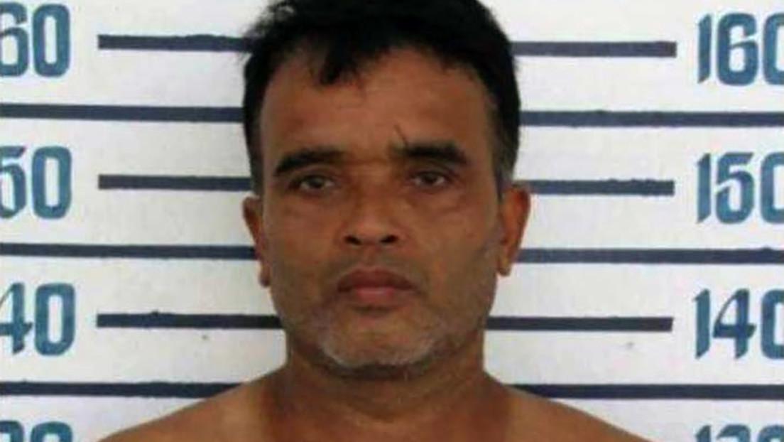 Sale de la cárcel 'Jack el Destripador' tailandés por buen comportamiento y ahora lo buscan por asesinar a una nueva víctima