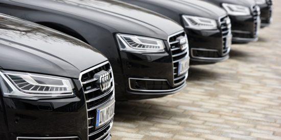 Una niña raya diez coches Audi en una concesionaria y su padre es demandado por decenas de miles de dólares