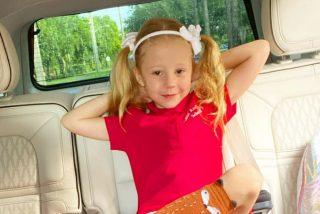Esta niña bloguera de 5 años entra en el 'Top-3' de los 'youtubers' mejor pagados