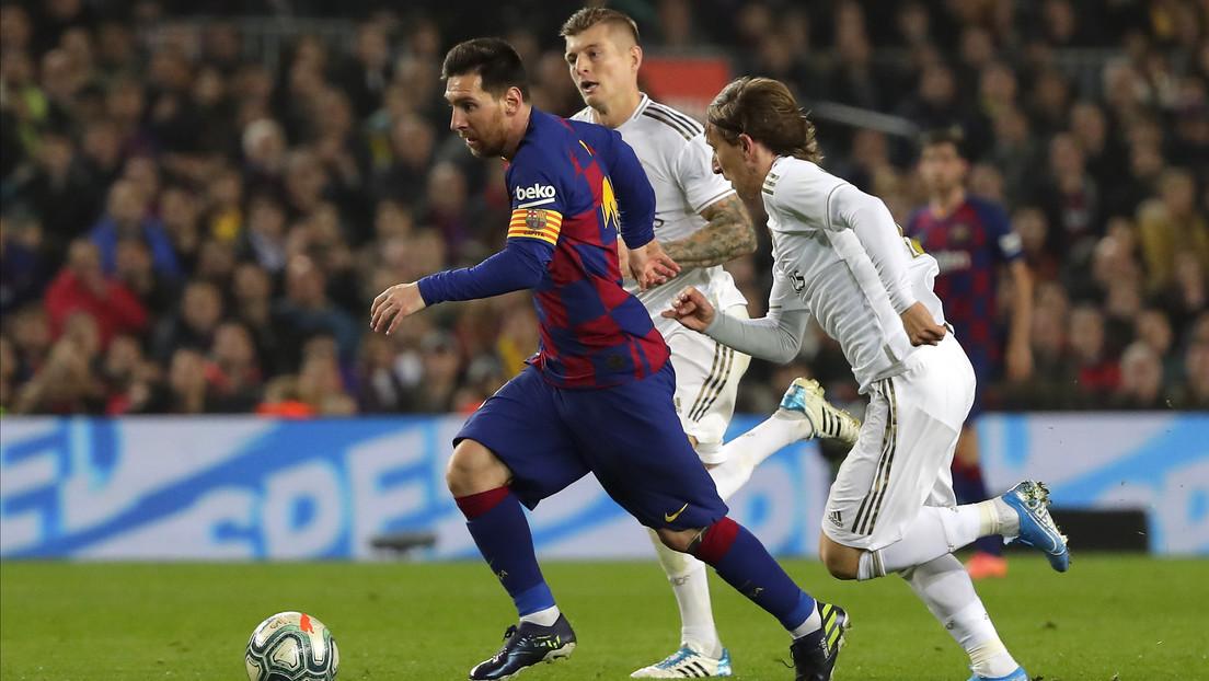 Las redes se llenan de memes tras el soporífero 'Clásico' en el Camp Nou que terminó en empate