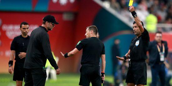 El entrenador del Monterrey reta a Klopp a solucionar en la calle la fuerte disputa que protagonizaron en la semifinal del Mundial de Clubes