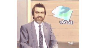 Cuando el telediario de TVE anunció que un ovni había aterrizado en Rusia