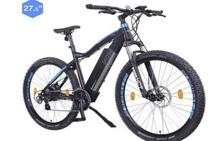 ¿Sabes por qué la bicicleta NCM Moscow eléctrica es una de las mejores bicis de montaña del mercado?