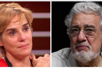 Twitter acuchilla a Anabel Alonso por saltar como una posesa contra Plácido Domingo tras ser entrevistado en El País