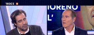 Antonio Jiménez abronca en directo en 'El Cascabel' al tertuliano más fan de Pedro Sánchez