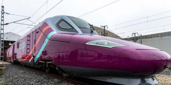 'Low Cost': el AVLO de Renfe arrancará con billetes de entre 10 y 60 euros para el trayecto Madrid-Barcelona