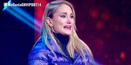 Alba Carrillo descubre que ha estado en 'GH VIP 7' tratada con dosis doble de medicación para la depresión que padece