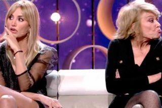 El golpe definitivo de Alba Carrillo a Mila Ximénez en el 'Debate Final GH VIP 7'