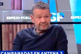 """El monumental zasca de Alberto Chicote a Saúl Ortiz, colaborador de Espejo Público, tras una pregunta """"poco elegante"""""""