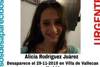 """La Guardia Civil pide ayuda """"muy urgente"""" para localizar a esta niña de 15 años desaparecida en Vallecas"""