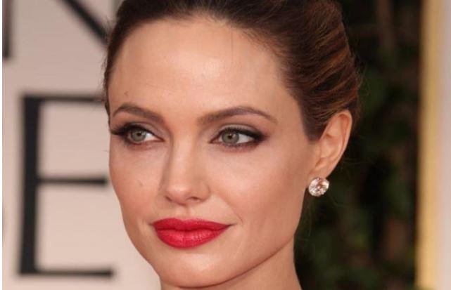 Secretos de maquillaje de Angelina Jolie