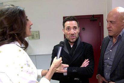 Antonio David Flores, a punto de convertirse en colaborador de 'Sálvame', apoya a sus compañeros tras conocer que les han demandado por defenderle