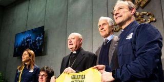 El Vaticano planea participar en los Juegos Olímpicos de París 2024