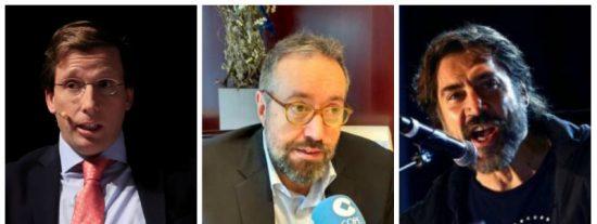 El 'pobre' Javier Bardem, que nunca defrauda excepto al Fisco, insulta al alcalde de Madrid