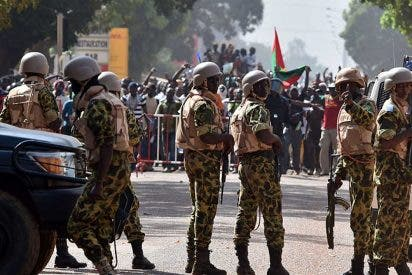 Al menos 14 muertos en un ataque terrorista contra una iglesia en Burkina Faso