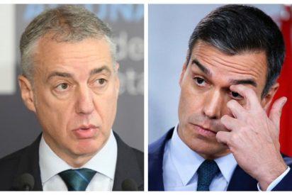 Sánchez, ahí tienes a tus 'socios idóneos' para formar gobierno: el PNV tiene las manos tan manchadas de corrupción como el PSOE con los ERE