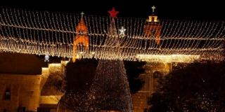 Belén se prepara para celebrar la Navidad