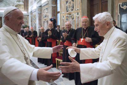 ¿Cuál es la verdadera razón por la que Benedicto XVI renunció al Pontificado?