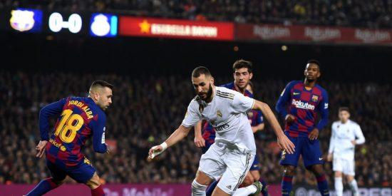 Clásico: El Real Madrid acorrala al Barça, pero los de Messi se escapan vivos del Camp Nou