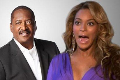 El padre de Beyoncé deja a la artista con su enorme trasero al aire contando cosas de su pasado