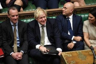 Boris Johnson logra que el nuevo Parlamento británico apruebe por abrumadora mayoría su plan de Brexit