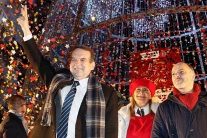El New York Times le mete un calambrazo al 'iluminado' alcalde de Vigo por sus excesos navideños en plena lucha contra el cambio climático