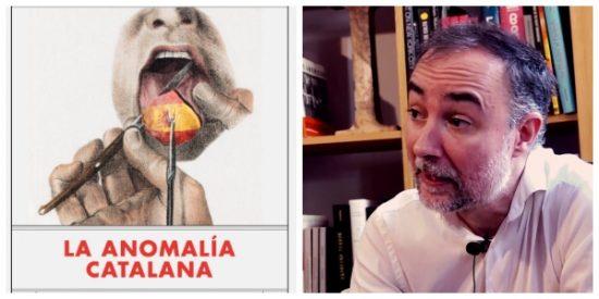 """Cristian Campos: """"La inmersión lingüística fue un invento del PSC: la izquierda tiene síndrome de Estocolmo con el nacionalismo"""""""