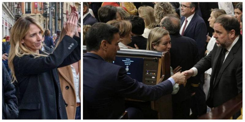 """La magistral definición de Álvarez de Toledo sobre el Gobierno que pretende Sánchez: """"Estará tutelado por un sedicioso y apoyado por los filoterroristas"""""""