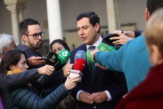 Moreno asegura que no consentirá que Sánchez utilice Andalucía para negociar con independentistas