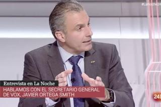 Vea la magistral lección de Ortega Smith sobre la violencia que deja planchada a toda la tropa de tertulianos progres que pulula por RTVE