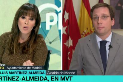 Mendizábal se pone chula con Almeida y el alcalde le baja los humos a sopapos en 'Más Vale Tarde'