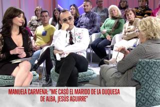 """Risto Mejide le endulza los oídos a la cavernaria Carmena: """"La derecha no folla, hace el amor..."""""""
