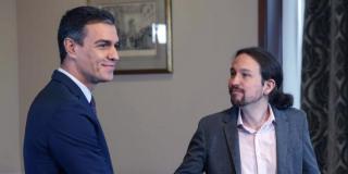 El pacto de la vaselina: oficina de contratación del gobierno Sánchez-Iglesias