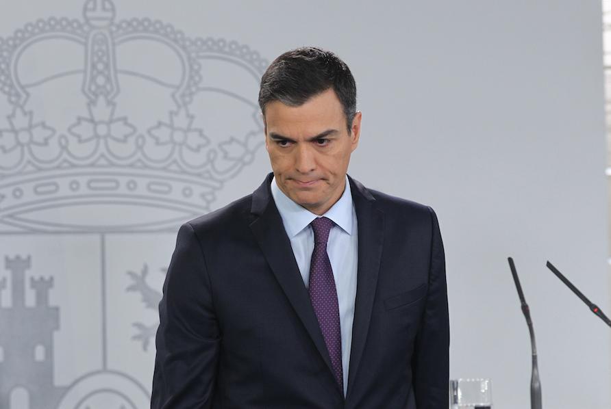Pensiones: Sánchez deja sin subida a los pensionistas hasta que le hagan Presidente