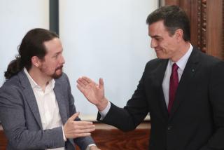 Pedro Sánchez y Pablo Iglesias: las mayores pifias antes de llegar a la coalición del desastre