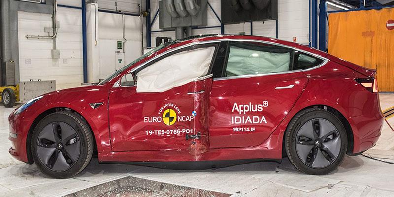 ¿Son realmente seguros los coches eléctricos?