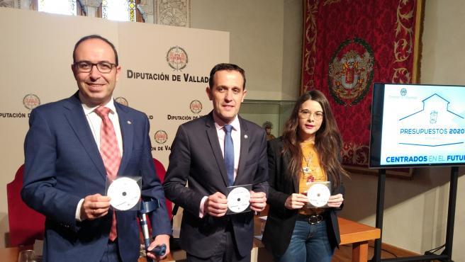 El Pleno de la Diputación de Valladolid aprueba los Presupuestos 2020