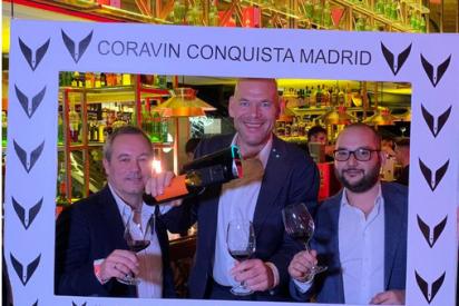 coravin preservar vino