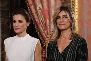 Begoña Gómez, mujer de Pedro Sánchez, reaparece públicamente con un sorprendente cambio de look