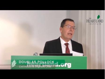 """Laureano Benitez Grande-Caballero: """"Entrevista al científico chileno Douglas Pollock (y 2): «Lo que se busca con las mentiras del cambio climático es un Gobierno Global presidido por la ONU»"""""""